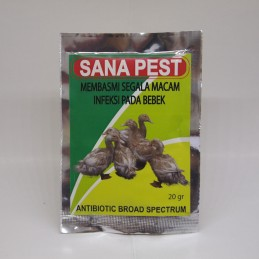 Sana Pest 20 gram Original...